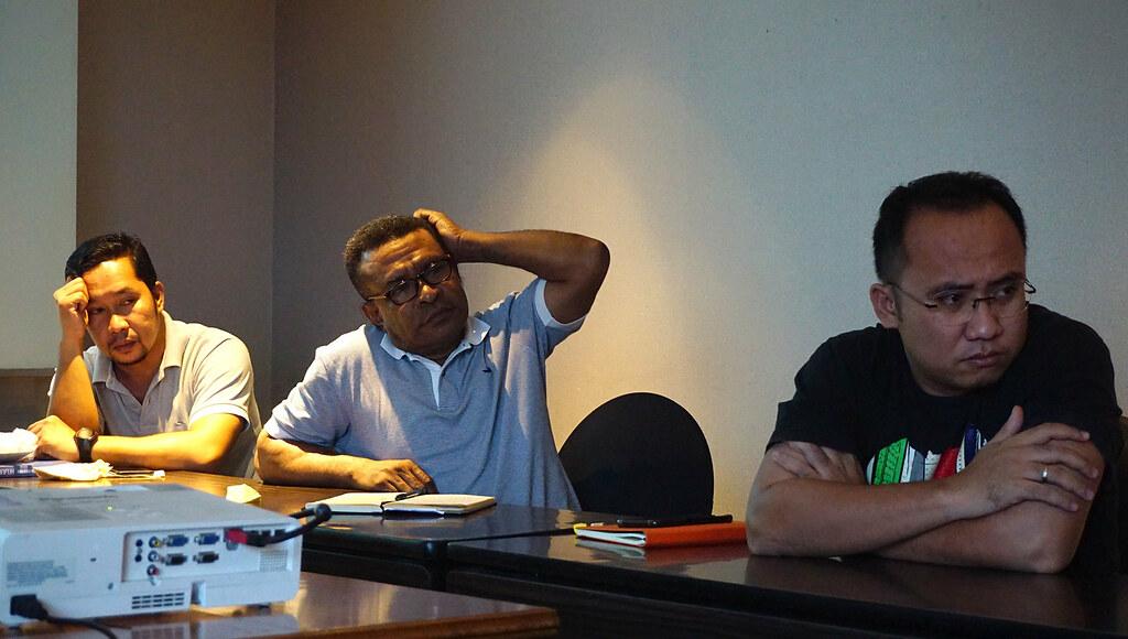 Diskusi Penanganan Konflik Tenurial Bersama Ichsan Malik
