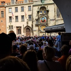 Old Town Walking Tour 2019, Prague