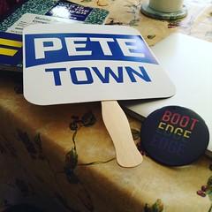 Pete (Buttigieg) swag