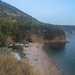 Beach club Lunatic in Komiza on Vis island, Croatia