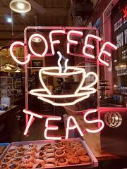 Cookies, Coffee, and Teas