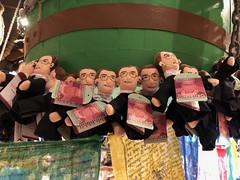 Ruth Bader Ginsberg Finger Puppets