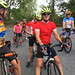 CBC on the Girls and Boys Club charity ride.