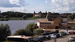 View to Novgorod Kremlin.