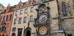 600 Year Old Prague Astronomical Clock