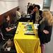 WAPA employees seek information at CFC charity event