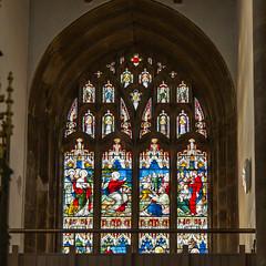 West Window, St Edmund, Southwold