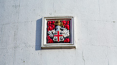 Trinity House Coat of Arms on Southwold Lighthouse