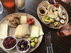 Two Share Platters to Share
