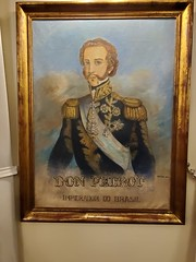Don Pedro 1  Imperador do Brasil