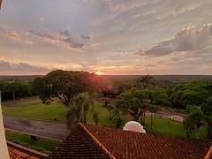 Sunset in Iguazu