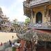 Linh Phuoc Pagoda, Dalat, Vietnam