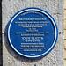 Brixham Theatre Plaque