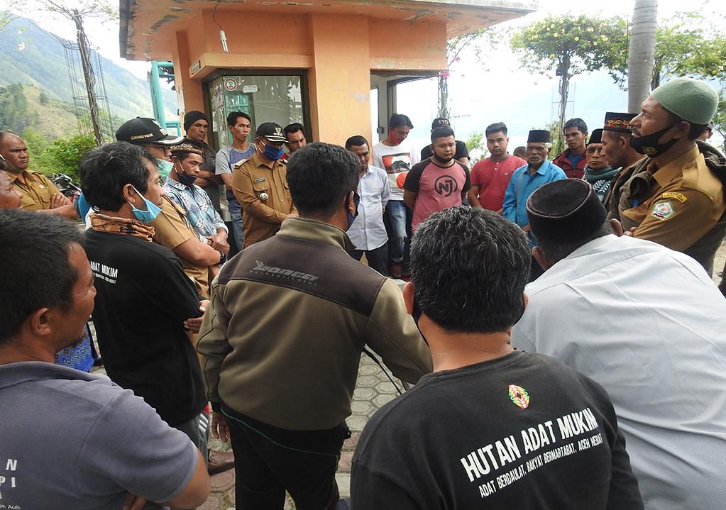 Dokumentasi Kegiatan Mitra : JKMA Aceh