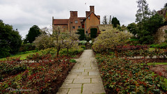 CHARTWELL, House of Sir Winston Churchill, The garden