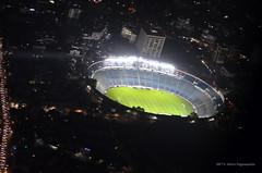 De paseo por el estadio azul