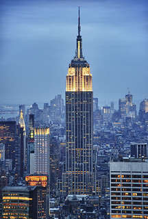 Empire State Building (HDR) | by Eric Kilby