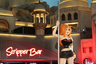 Stripper bar | by quinn.anya