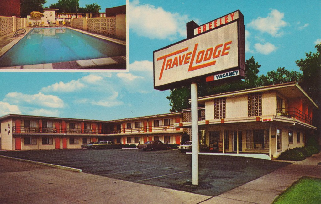 Travelodge - Greeley, Colorado