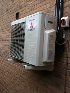 Mitsubishi Heavy Industries Air Conditioning Outdoor Unit