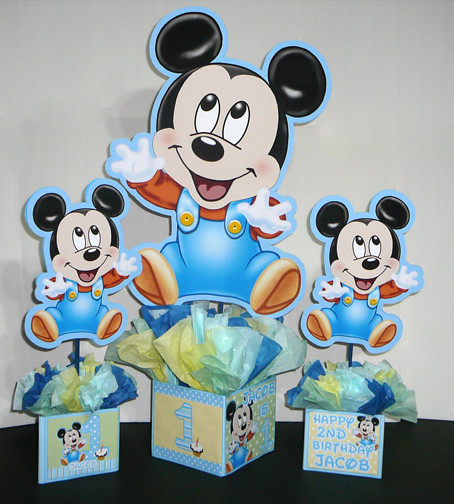 ... 24 Inch Baby Mickey Mouse Decorations Handmade Supplies