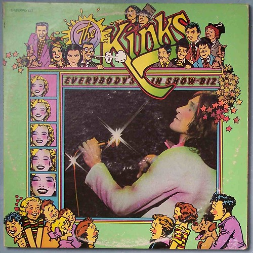 kinks- everybody's in show-biz | by cdrummbks