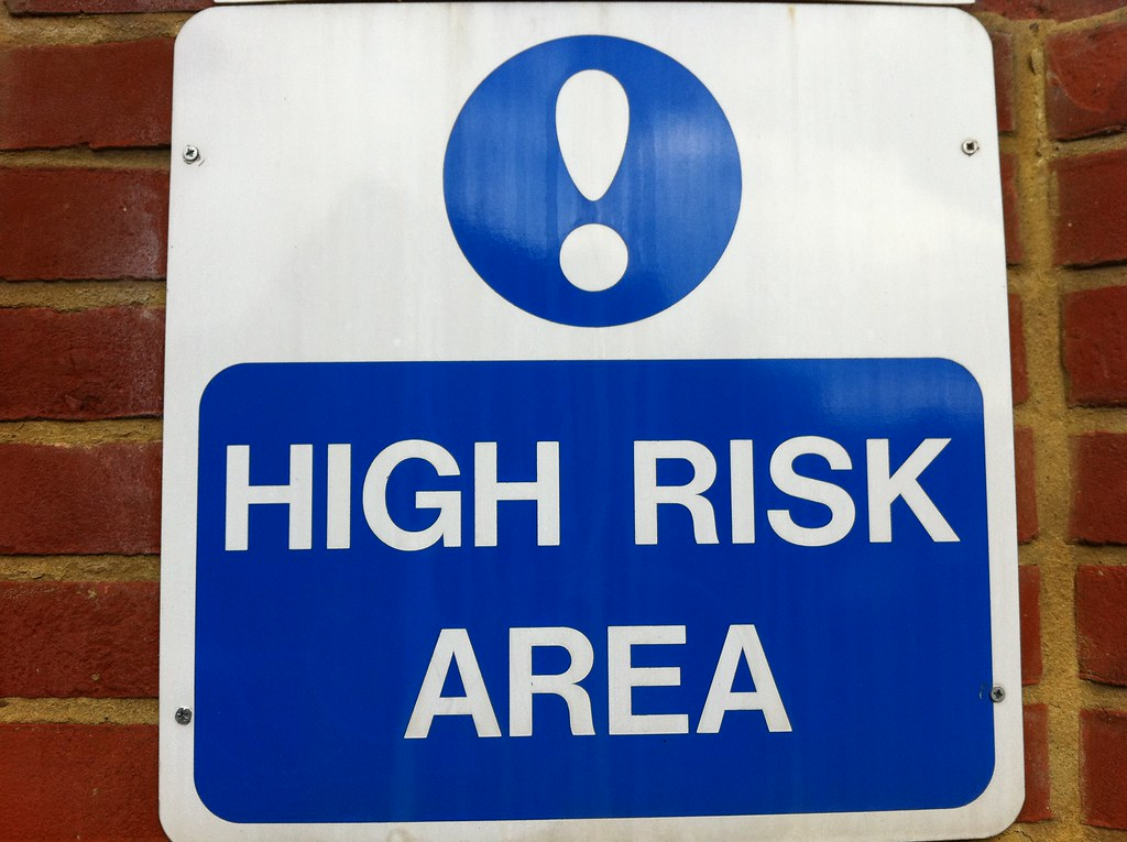 Image result for HIGH RISK