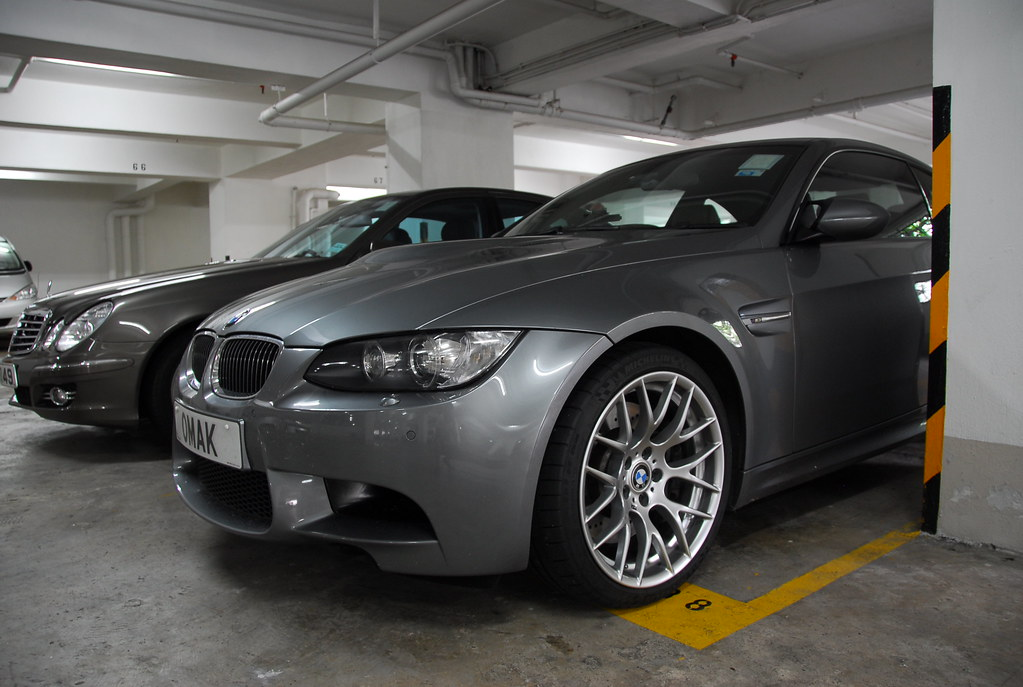 "Bmw E 92 >> BMW E92 M3 with Style 359M 19"" alloy wheels 