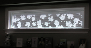 NAG Custom Glass-Transom | by Northern Art Glass