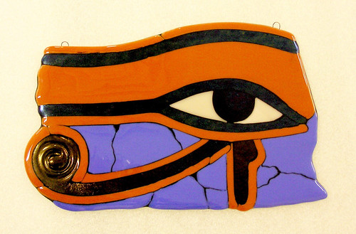 Eye of Horus | by Northern Art Glass