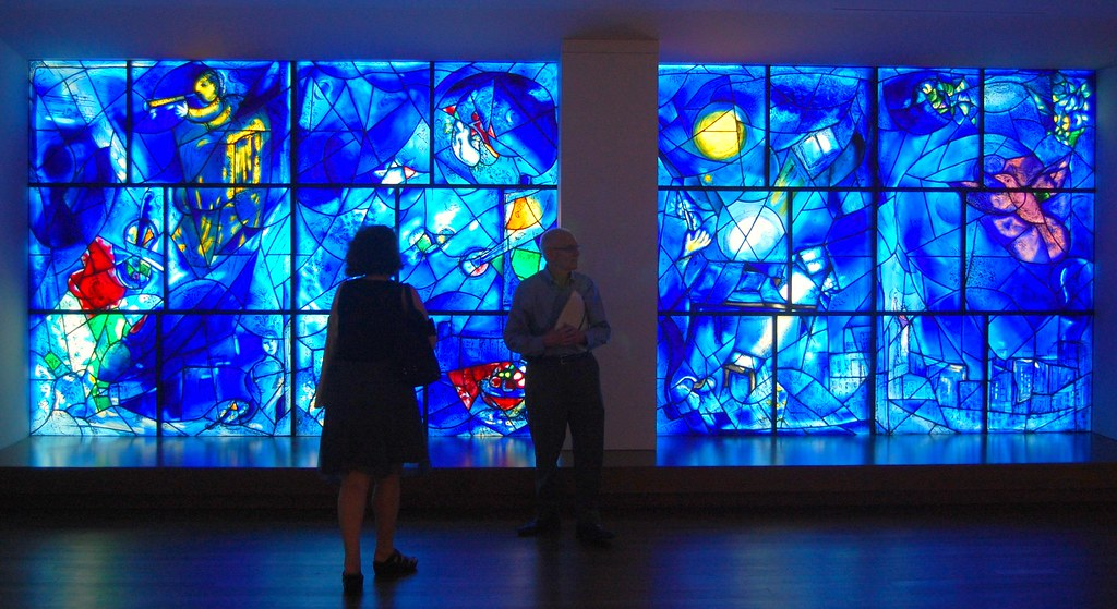 S Stained Glass Windows