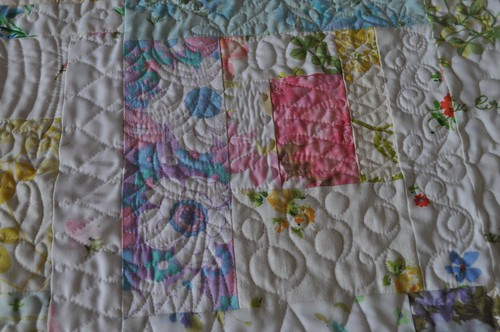 machine quilting sampler 3 | by vickivictoria