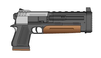 'Carlus' 20 Gauge Pistol | Type: Pistol Calibre: 20 gauge ...