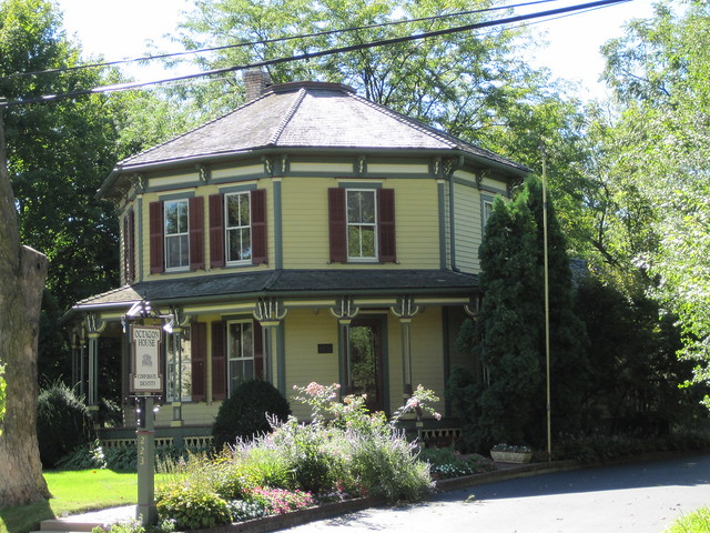 octagon house flickr photo sharing