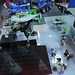 Alien Conquest Display Case - LEGO Booth at Comic Con - 4