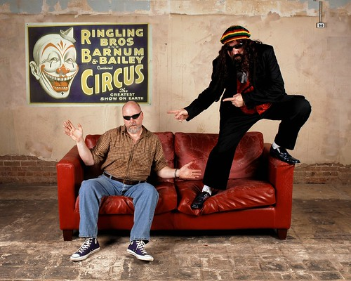 Ringling Brothers and Blind Woody Wilson | by Studio d'Xavier