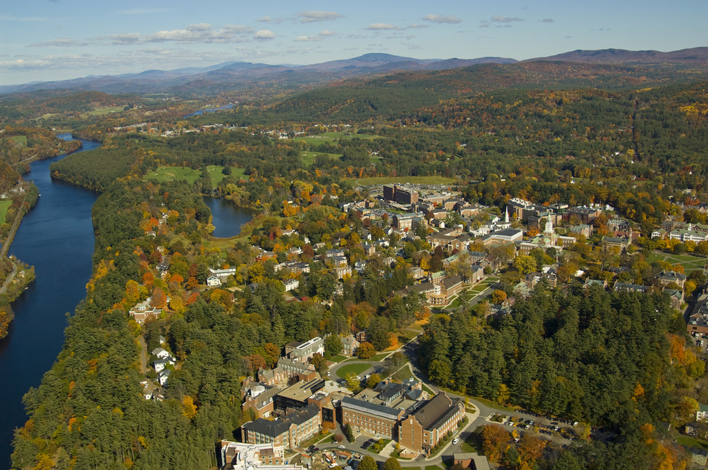 New Hampshire college town