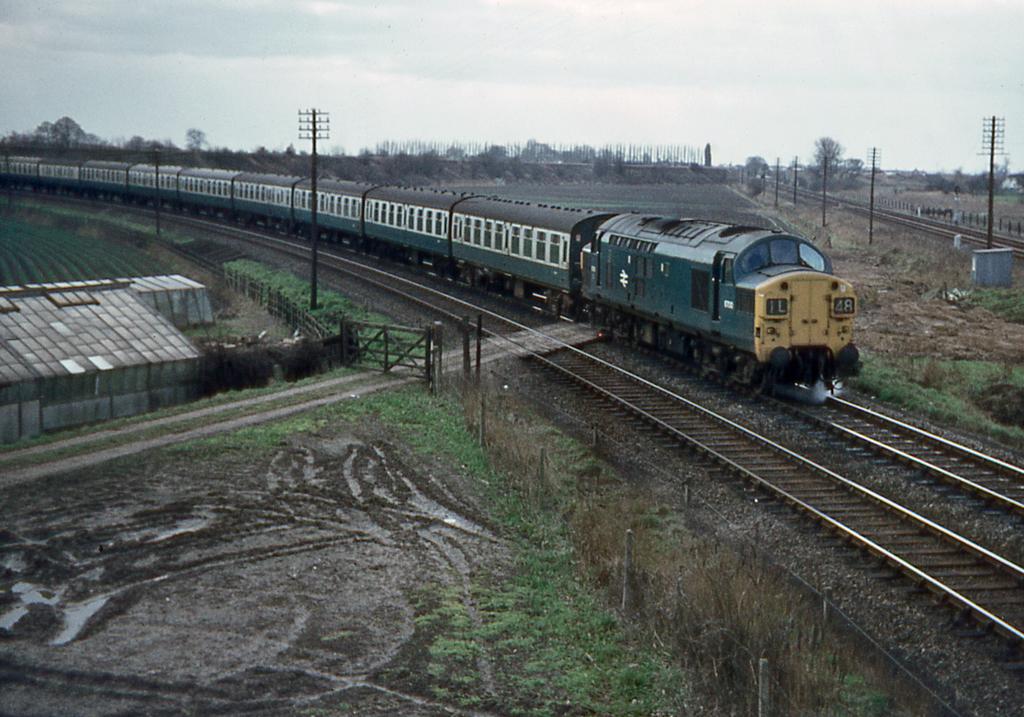 British Rail 6700 Spalding On The March Spalding Bit