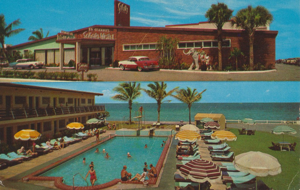 Safari Motel - Miami Beach, Florida