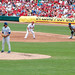 Freese leads off