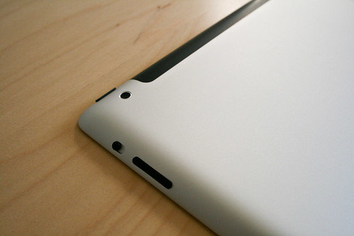 iPad 2 - Lock button, Camera, Slider, and Volume Buttons | by William Hook