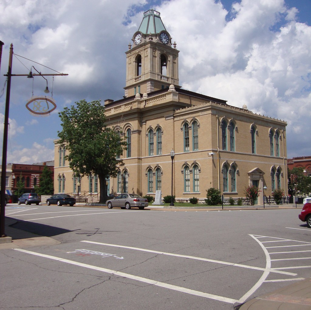 Tennessee robertson county springfield -  Robertson County Courthouse Springfield Tennessee By Courthouselover