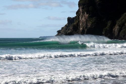 Epic Whangaroa Bay Surfing Whangaroa Bay Northland New