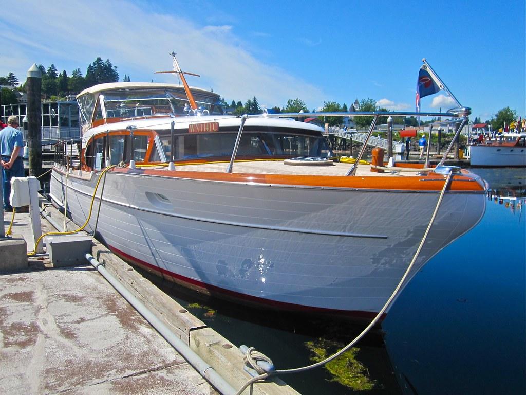 Chris Craft  Sailboat