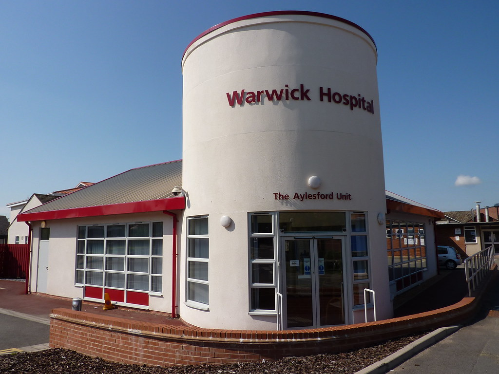 aylesford unit warwick hospital  aylesford unit  flickr