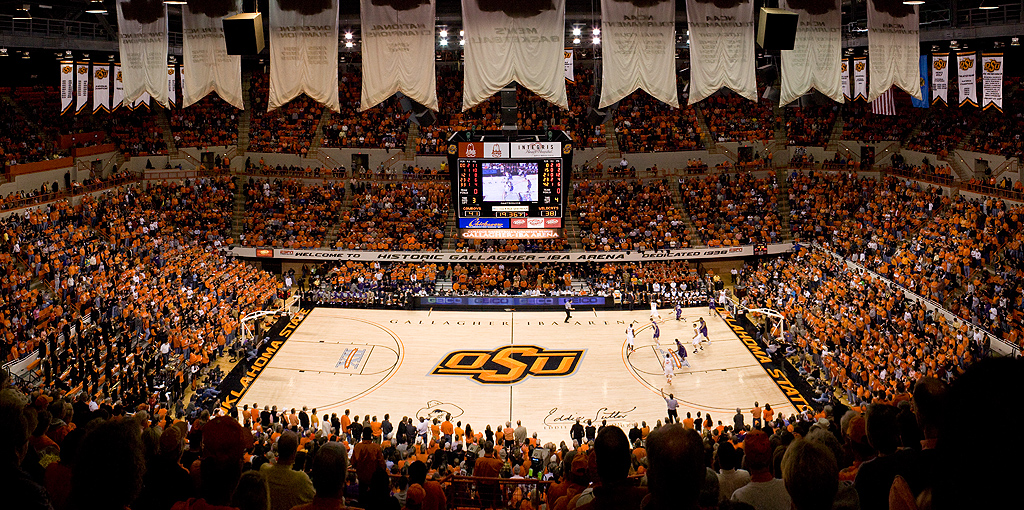 Gallagher-Iba Arena | Flickr