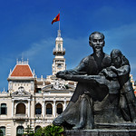 Ho Chi Minh City Hall – an archive