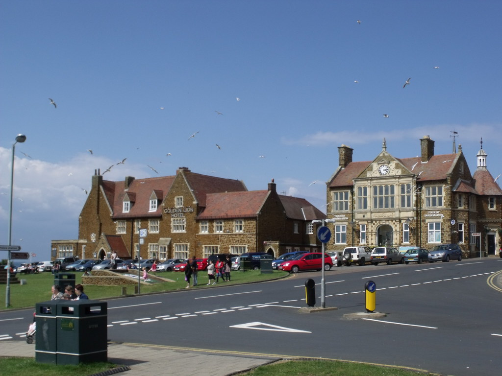 The Golden Lion Hotel And Town Hall Hunstanton The