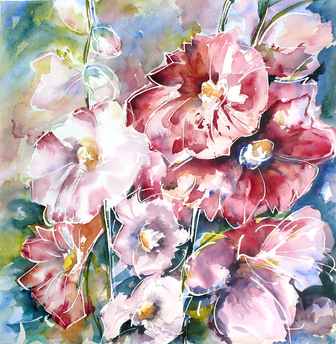 roses tremieres 01 v ronique piaser moyen flickr