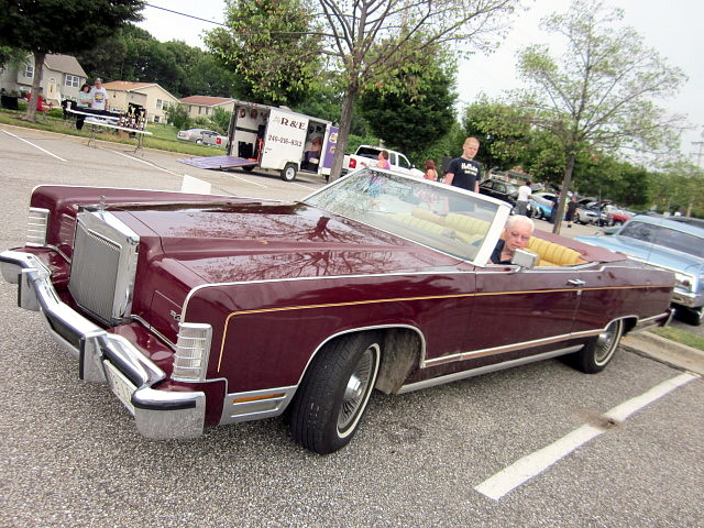 1978 Lincoln Continental Convertible California Coach Conv Flickr